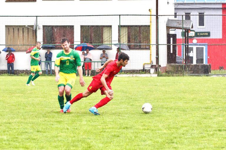 Vinay Singh in action fot MFK Zvolen
