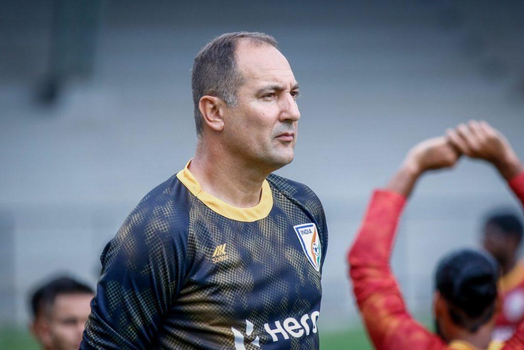 Igor Stimac thanks Qatar FA for hosting the national team Igor Stimac 1
