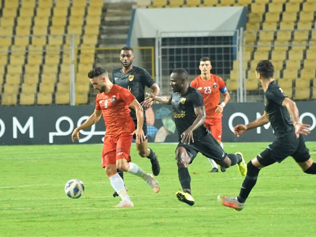 5 times Indian Clubs surprised big teams in Continental Competitions Jorge Ortiz on the run FC Goa vs Al Rayyan AFC Champions League 1JPG