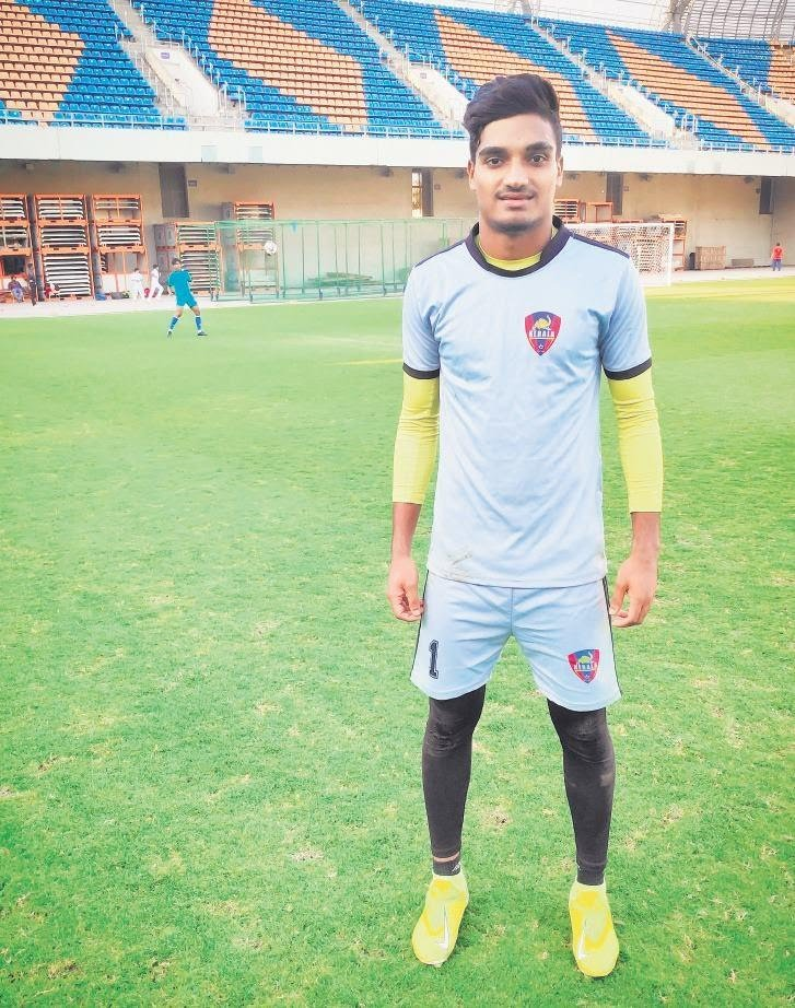Sachin Suresh - Kerala Blasters FC have always had a place in my heart ZDRGGH