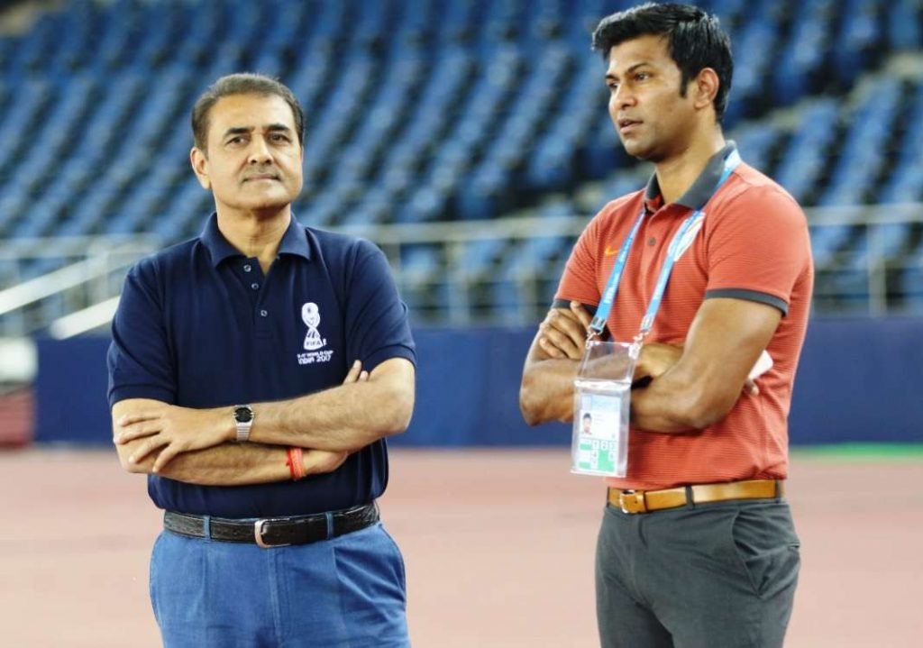 Where is the AFC Challenge Cup winning Indian team of 2008, Now? abhishek