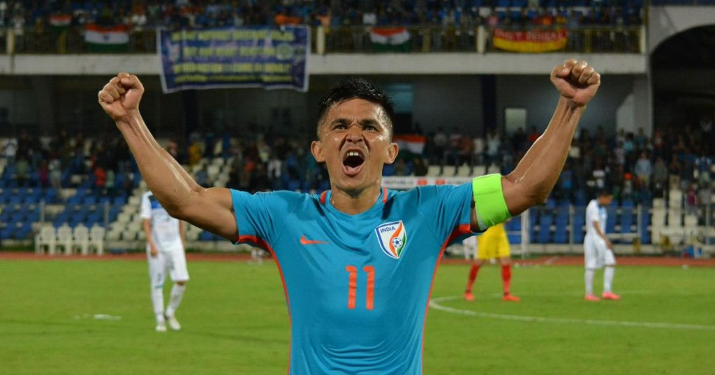 Where is the AFC Challenge Cup winning Indian team of 2008, Now? chhetri