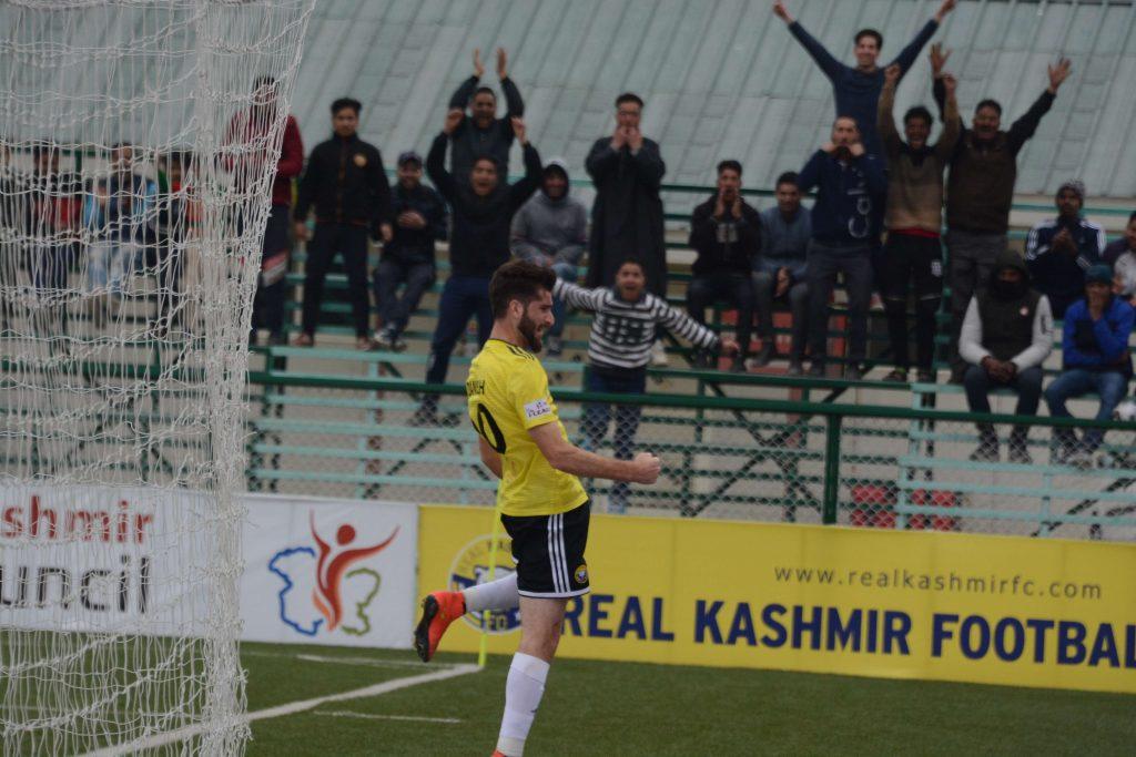 Danish Farooq Bengaluru FC