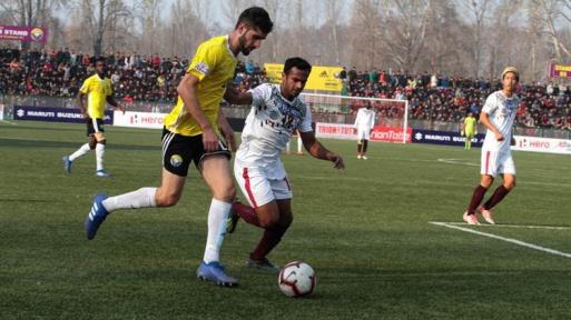 ISL – Danish Farooq signs for Bengaluru FC from Real Kashmir
