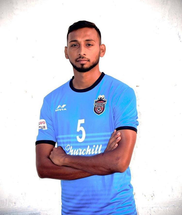 Vikas Singh Saini - I want to play for the National Team df3b16f5 ef70 46f0 a451 52efebe33a4b