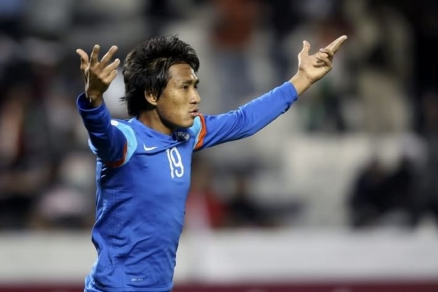 Where is the AFC Challenge Cup winning Indian team of 2008, Now? gouramangi
