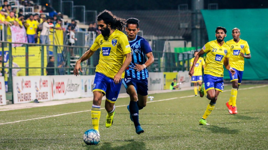 Last 5 clubs to get relegated from I-League mumbai fc