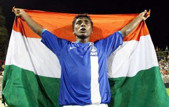 Where is the AFC Challenge Cup winning Indian team of 2008, Now? pradeep kerala