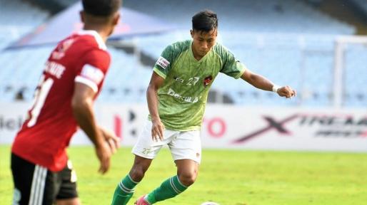 Official – Sebastian Thangmuansang joins Odisha FC on a 2 year contract