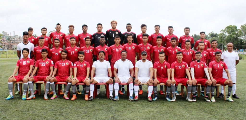 Last 5 clubs to get relegated from I-League shillong lajong fc