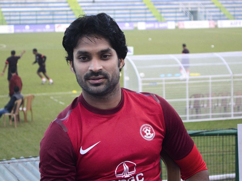 Where is the AFC Challenge Cup winning Indian team of 2008, Now? subhashish