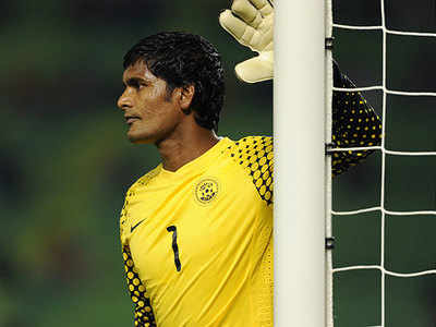 Where is the AFC Challenge Cup winning Indian team of 2008, Now? subrata