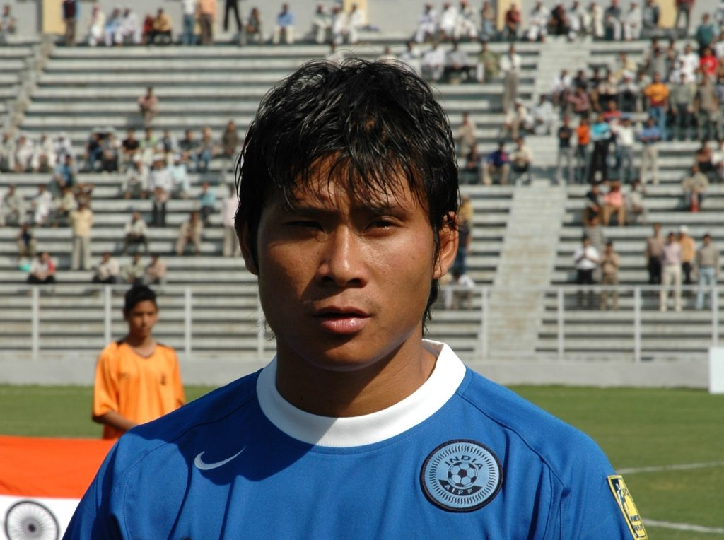 Where is the AFC Challenge Cup winning Indian team of 2008, Now? surkumar