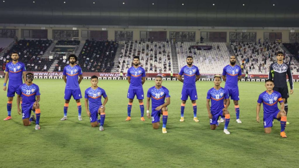 India will face Afghanistan in the FIFA World Cup and Asian Cup joint qualifiers