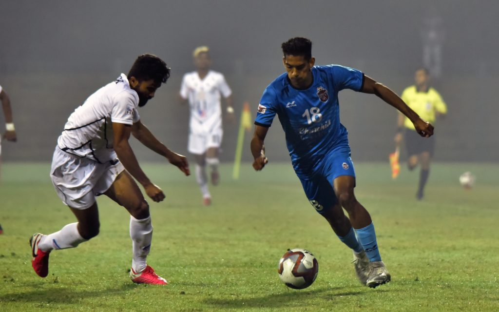 Bengaluru United set to sign Bryce Miranda on loan Bryce 4
