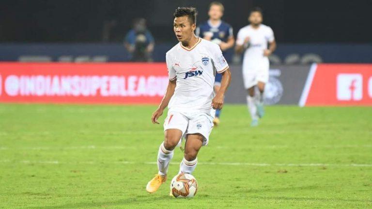 Official – Suresh Wangjam extends his contract with Bengaluru FC till 2024