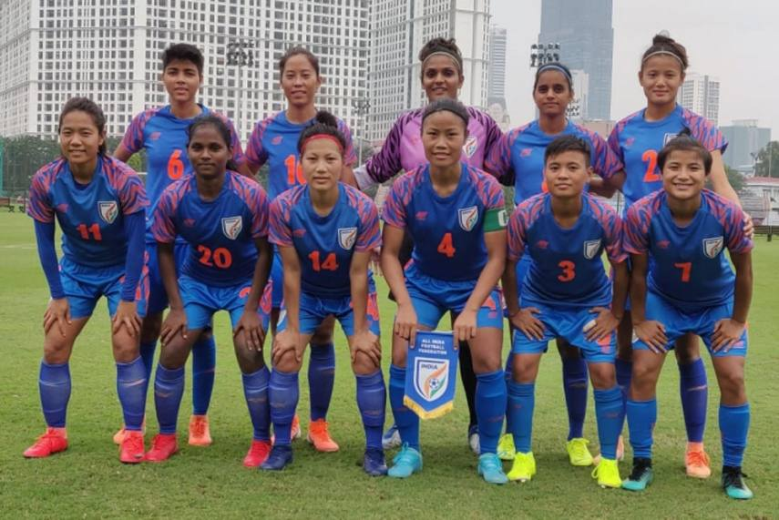 Indian Arrows Women's Team - A Step in the Right Direction Indian Womens Team1