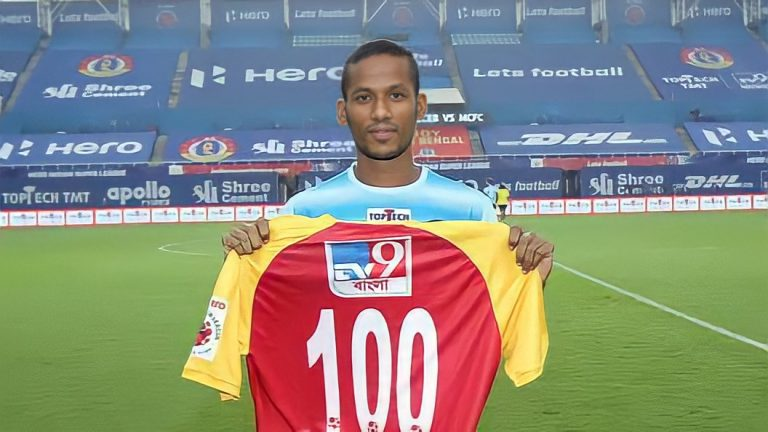 Official – Chennaiyin FC completes the signing of Narayan Das from SC East Bengal