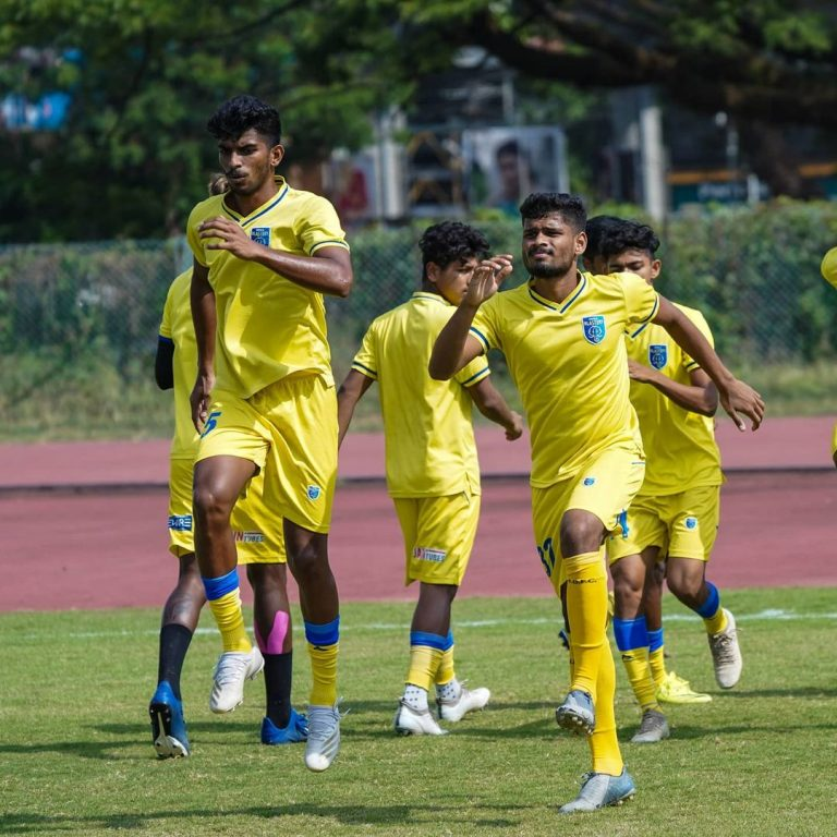 ISL – 6 reserve team players called up for Kerala Blasters pre-season