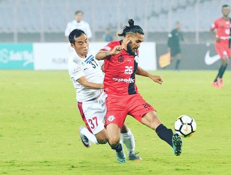 ISL - Chennaiyin FC signs Deepak Devrani Deepak Devrani