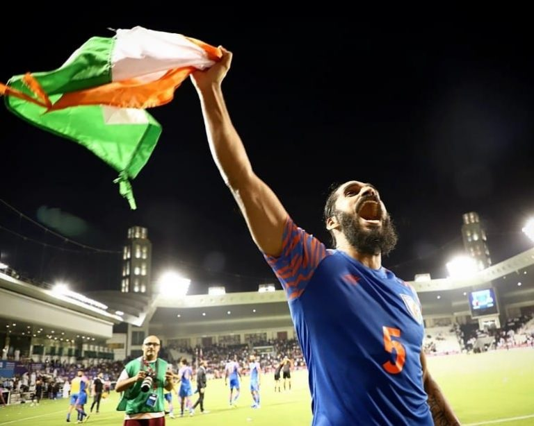 Sandesh Jhingan – The journey wasn't too easy; it's a dream come true