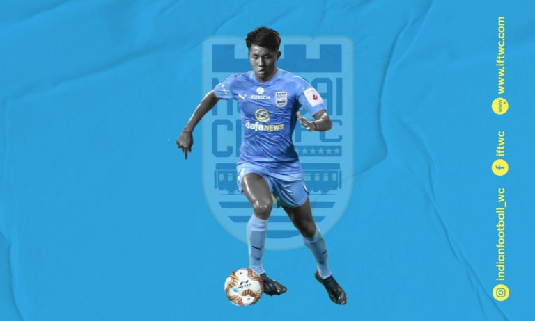 ISL – Lalengmawia Apuia set to sign for Mumbai City FC on a long-term contract