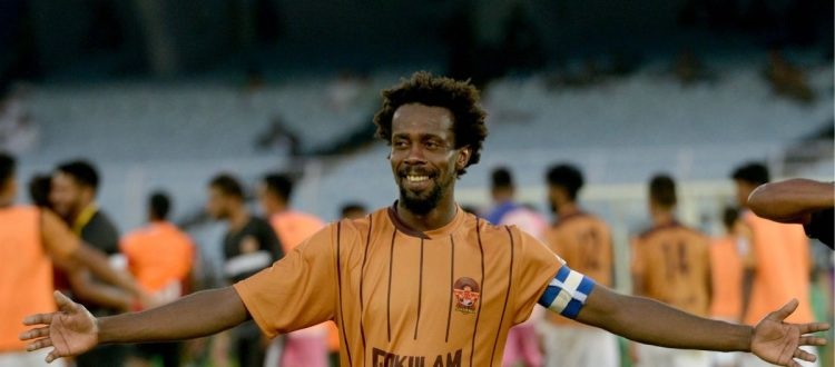 Official – Marcus Joseph signs for Mohammedan SC
