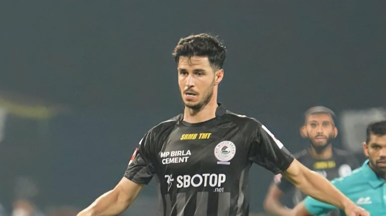 Official – Hyderabad FC signs Spanish attacking midfielder Edu Garcia