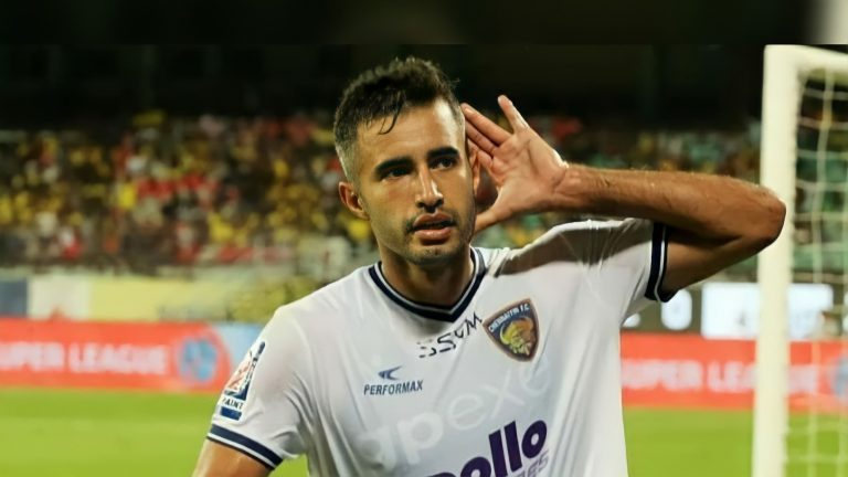 Official – Chennaiyin FC extends the contract of experienced Rafael Crivellaro