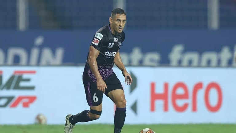 Official – Odisha FC part ways with midfielder Cole Alexander
