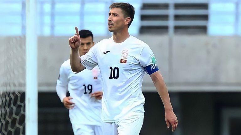ISL – Chennaiyin FC set to sign Krygyz Mirlan Murzaev