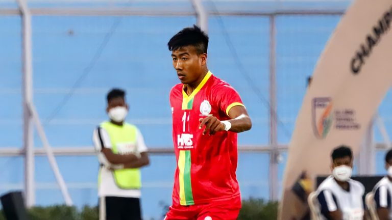 Official – Bengaluru FC signs I-League top-scorer Bidyashagar Singh on a 3 year deal