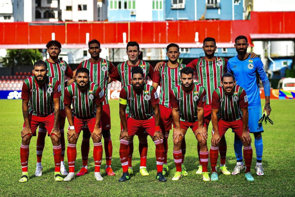 Match Preview - ATK Mohun Bagan and Maziya lock horns in AFC Cup clash E9FjAnIUcAAKBTB min