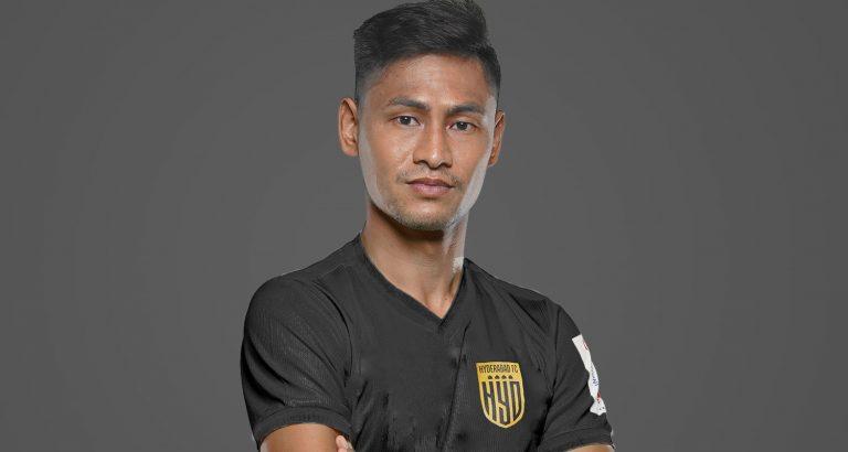 Official – Hyderabad FC signs Pritam Soraisam