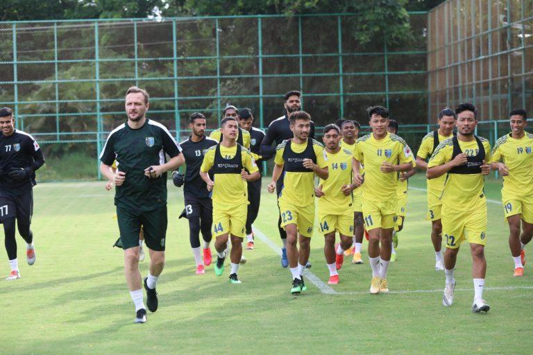 Official – Kerala Blasters FC begins preseason training in Kochi