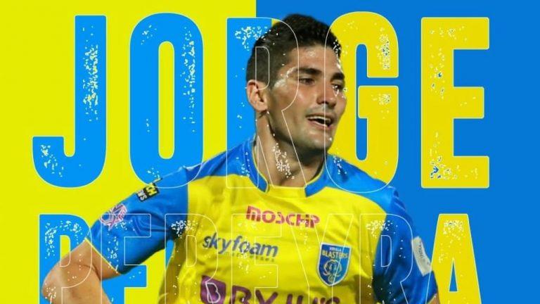 ISL – Jorge Pereyra Diaz joins Kerala Blasters FC