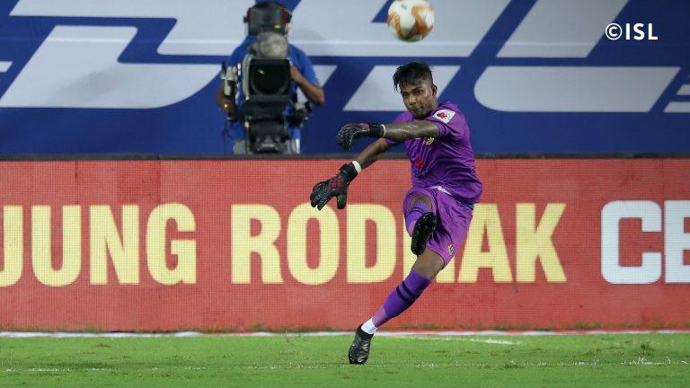 ISL – Goalkeeper Sankar Roy extends his stay at East Bengal