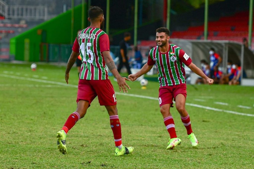 Match Preview - ATK Mohun Bagan and Maziya lock horns in AFC Cup clash atkmb min