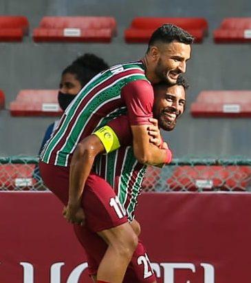 Match Report – ATK Mohun Bagan kickstart AFC Cup campaign beating Bengaluru FC by 2 goals