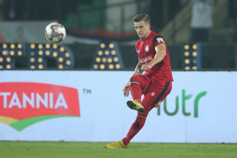 ISL – Fede Gallego extends contract with Northeast United FC