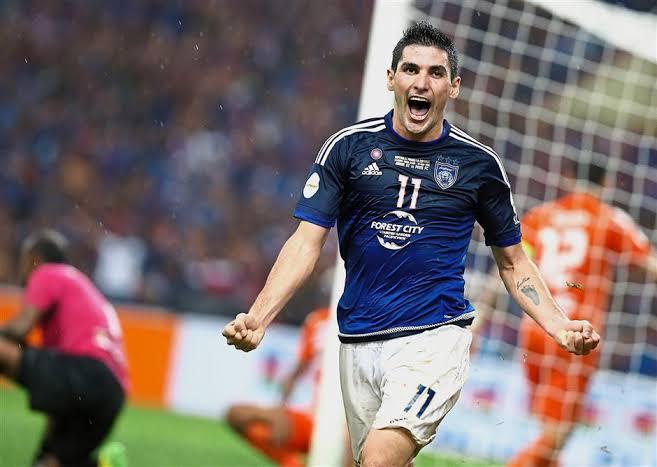 ISL - Argentine striker Jorge Pereyra Díaz set to sign for Kerala Blasters FC images 1
