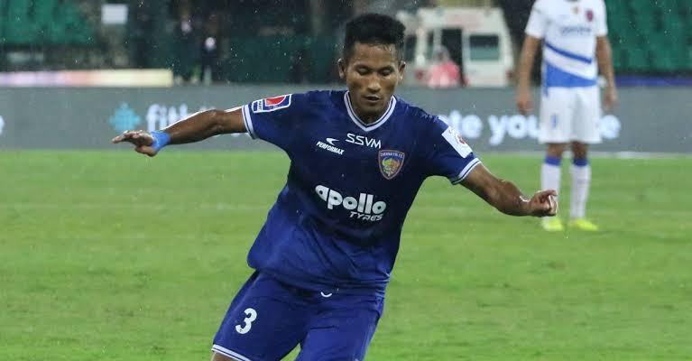 ISL – Tondonba Singh signs with NorthEast United FC