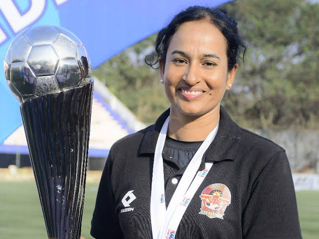Priya P V set to take charge as the Assistant Coach of the Senior National Women's Football Team