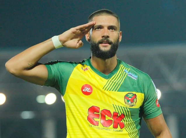 ISL – Odisha FC set to sign Malaysian midfielder Liridon Krasniqi