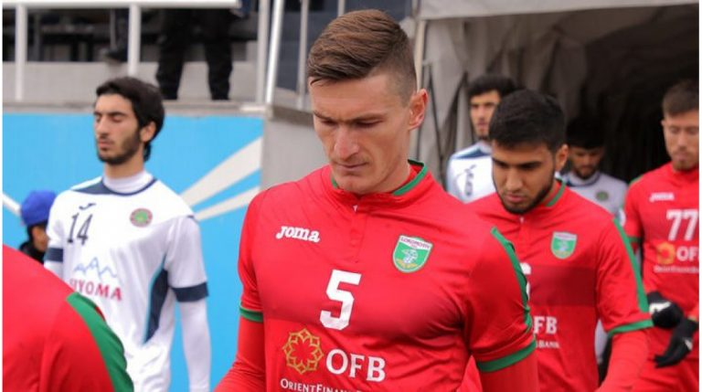 Who is Slavko Damjanović? All you need to know about the Montenegrin defender