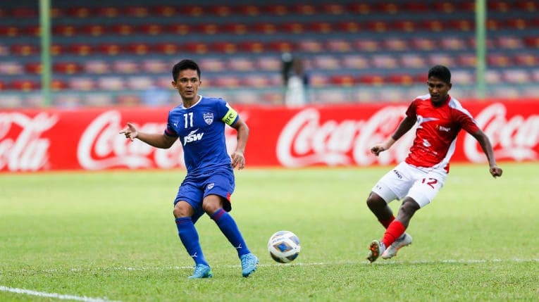 Match Report – Bengaluru FC bow out of the AFC Cup after frustrating draw against Bashundhara Kings