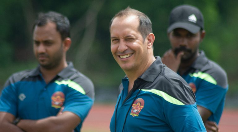 Fernando Santiago Varela – We are aiming to win I-League this season