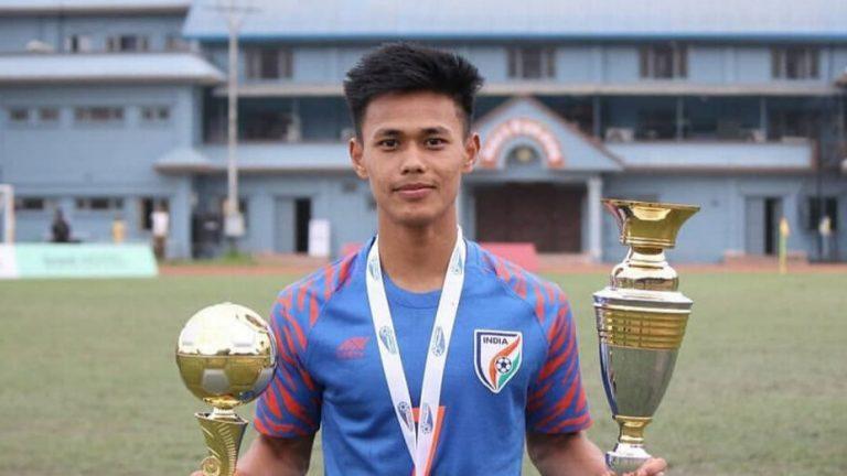 Official – Chennaiyin FC signs promising Indian midfielder Ninthoi Meetei