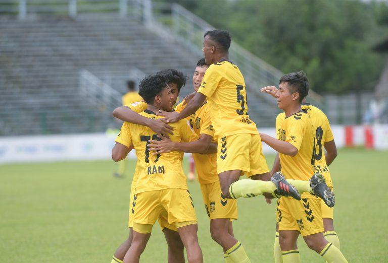 Match Report – Hyderabad FC register 5-0 win over Assam Rifles