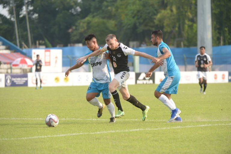Durand Cup – Mohammedan SC overwhelm CRPF to storm through to quarters